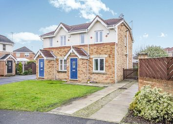 Thumbnail 2 bed semi-detached house for sale in Providence Green, Pontefract