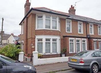 Thumbnail 3 bed semi-detached house for sale in Pentre Street, Grangetown, Cardiff