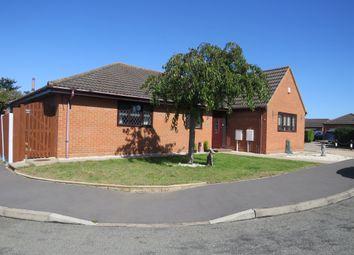 4 bed detached bungalow for sale in Darwin Close, Sutton Bridge, Spalding PE12