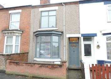 Thumbnail 2 bed terraced house to rent in Avenue Road, Rugby, Warwickshire