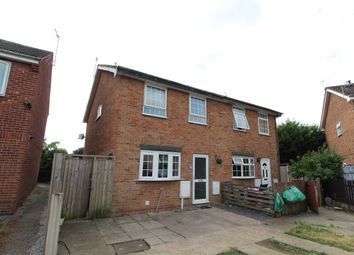 Thumbnail 3 bed semi-detached house to rent in Cloudside Court, Sandiacre, Nottingham