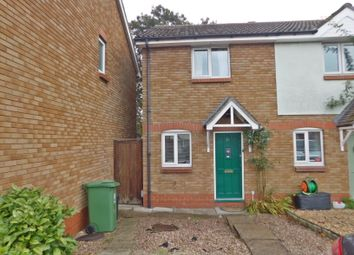 Thumbnail 2 bed end terrace house to rent in Merlin Drive, Portsmouth