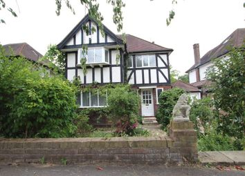 4 bed detached house for sale in Barn Way, Wembley HA9