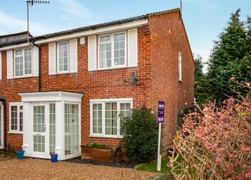 Thumbnail 3 bed semi-detached house for sale in Tanyard Way, Horley
