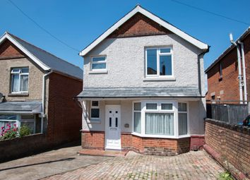 Thumbnail 3 bed detached house for sale in Halstead Road, Southampton