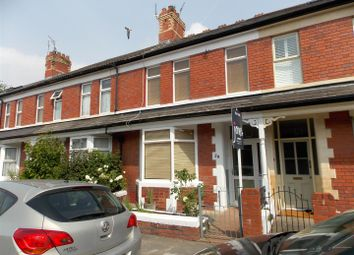 Thumbnail 3 bed terraced house for sale in West Terrace, Penarth