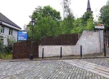 Thumbnail Land for sale in Hunter Street, Paisley