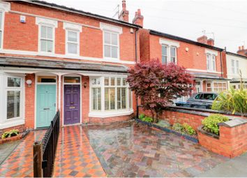 Thumbnail 4 bed semi-detached house for sale in Wentworth Road, Birmingham