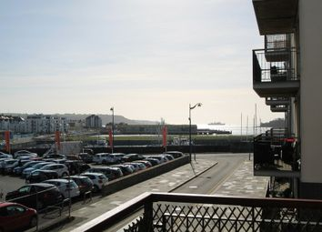 Thumbnail 2 bed flat for sale in Brittany Street, Stonehouse, Plymouth