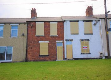 Thumbnail 3 bed terraced house for sale in Argent Street, Easington Colliery, County Durham