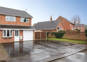Thumbnail 3 bed end terrace house for sale in Rosa Close, Spixworth, Norwich, Norfolk