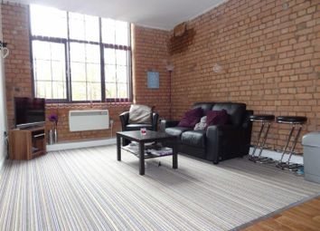 Thumbnail 1 bed property to rent in Shared Apartments, The Zip Buidling, Leicester