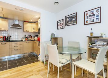 Thumbnail 2 bedroom flat for sale in Mast Quay, London