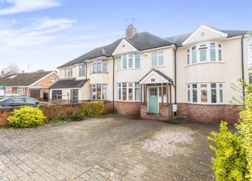 Thumbnail 4 bedroom semi-detached house for sale in St. Dunstans Crescent, Battenhall, Worcester, Worcestershire