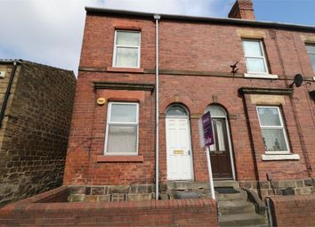 Thumbnail 3 bed end terrace house for sale in Wellgate, Rotherham, South Yorkshire