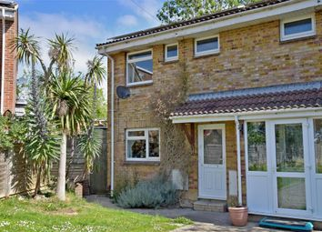 Thumbnail 3 bed semi-detached house for sale in Mary Rose Avenue, Wootton Bridge, Ryde, Isle Of Wight