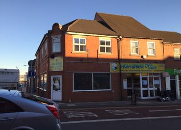 Thumbnail Retail premises to let in 96 High Street, Tunstall, Stoke-On-Trent, Staffordshire