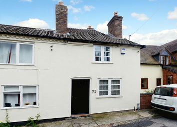 Thumbnail 1 bed terraced house for sale in Belmont Road, Ironbridge, Telford, Shropshire.