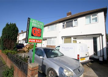 Thumbnail 3 bedroom semi-detached house for sale in The Glade, Staines-Upon-Thames, Surrey