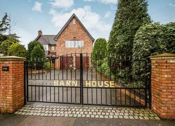 Thumbnail 5 bed detached house for sale in Crewe Road, Crewe