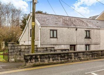 Thumbnail 2 bed property for sale in Castle Street, Loughor, Swansea