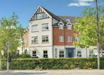 Thumbnail 2 bed flat for sale in Crewe Road, Alsager, Stoke-On-Trent