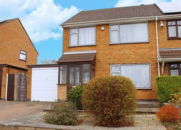 Thumbnail 3 bedroom semi-detached house for sale in Quorn Way, Binley, Coventry