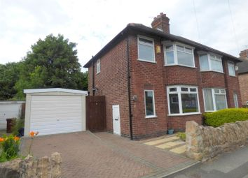 Thumbnail 2 bedroom semi-detached house to rent in Cantrell Road, Bulwell, Nottingham