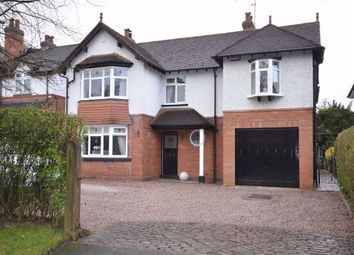 4 bed detached house for sale in Newcastle Road, Stone ST15