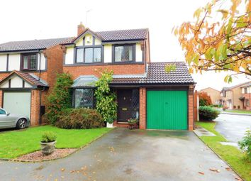 Thumbnail 3 bed detached house for sale in Ampleforth Drive, The Meadows, Stafford