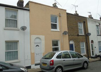 Thumbnail 2 bedroom terraced house to rent in Alma Road, Ramsgate