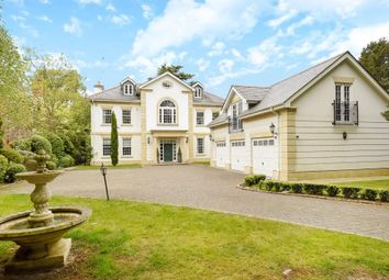 Thumbnail 8 bed detached house for sale in Friary Road, Ascot