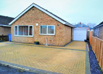 Thumbnail 3 bed detached bungalow for sale in Ivy Crescent, Boston, Lincs