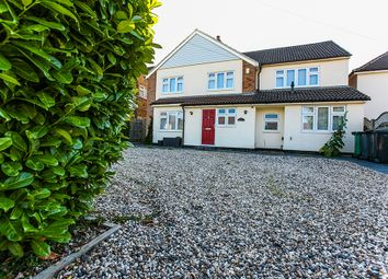 Thumbnail 5 bed detached house for sale in Greenfields, Stansted