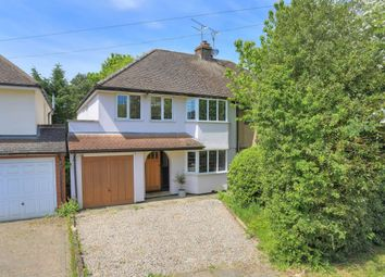 Thumbnail 3 bed semi-detached house for sale in Bullens Green Lane, Colney Heath, St. Albans