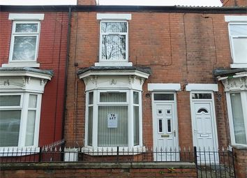 Thumbnail 2 bed terraced house to rent in Clarence Road, Worksop, Nottinghamshire