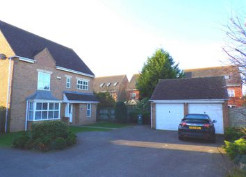 Thumbnail 6 bed detached house for sale in Fluellen Place, Bicester