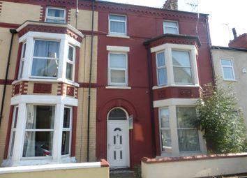 Thumbnail 6 bed terraced house for sale in Trafalgar Road, Wallasey