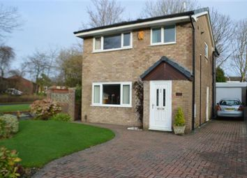Thumbnail 3 bed detached house for sale in Deerfold, Astley Village, Chorley