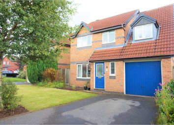 Thumbnail 4 bed detached house for sale in Bransdale Drive, Wigan