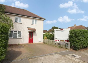 Thumbnail 3 bedroom end terrace house for sale in Kings Road, West Drayton
