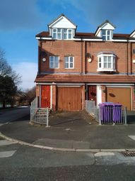 Thumbnail 3 bed town house to rent in William Henry Street, Liverpool