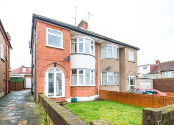 Thumbnail 3 bed semi-detached house for sale in St. Georges Avenue, Kingsbury