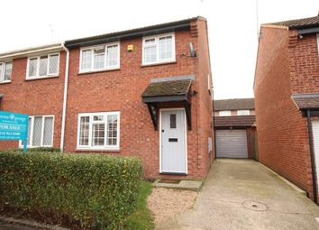 Thumbnail 3 bed semi-detached house for sale in Warley Rise, Tilehurst, Reading