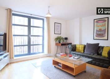 Thumbnail 2 bed property to rent in Bateman's Row, London