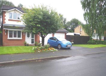 Thumbnail 4 bed detached house for sale in Clough Fold, Radcliffe, Manchester