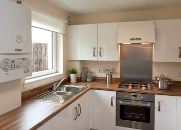 Thumbnail 3 bed semi-detached house for sale in The Jay, Easter Langside Gardens, Woodland Grange, Dalkeith