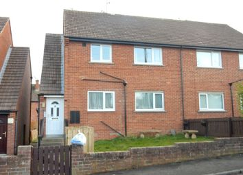 Thumbnail 1 bed flat for sale in 30 Springhill Walk, Morpeth, Northumberland