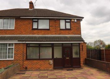 Thumbnail 3 bed property for sale in Pearson Avenue, Coventry