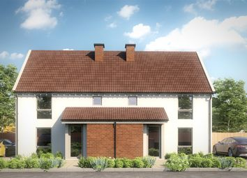 Thumbnail 3 bed semi-detached house for sale in Archers View, Erpingham, Norwich